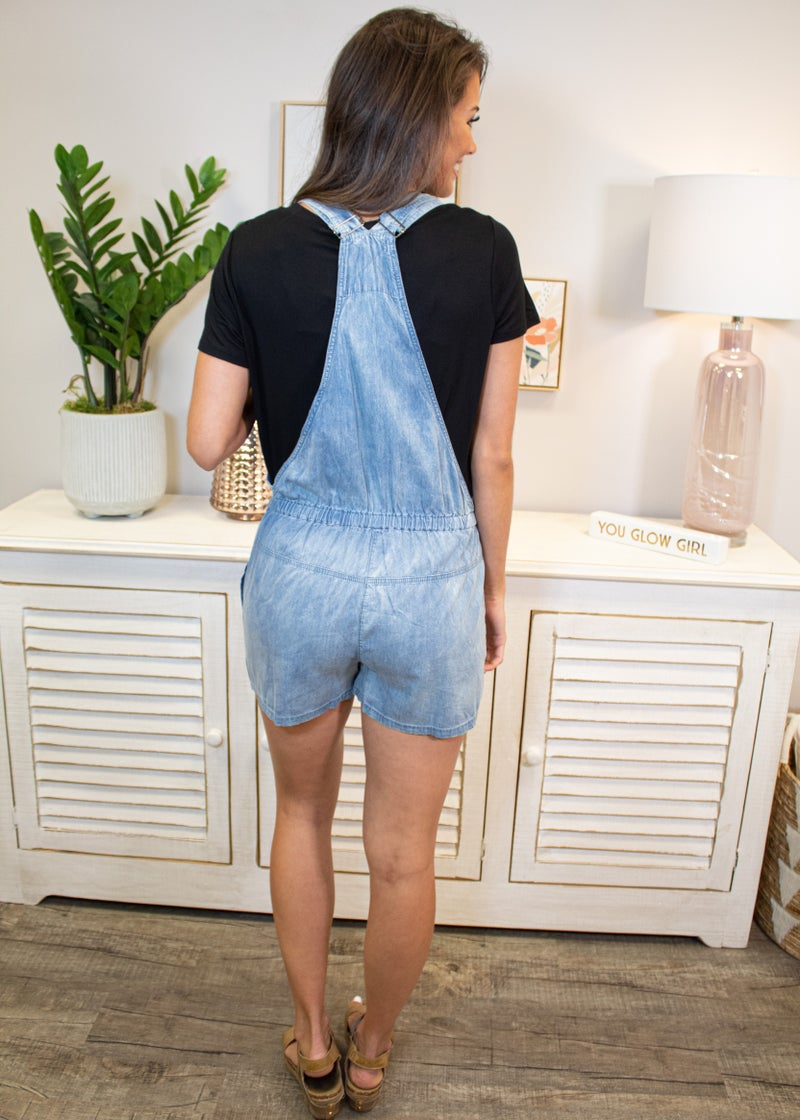 Always On The Run Overalls *Final Sale*