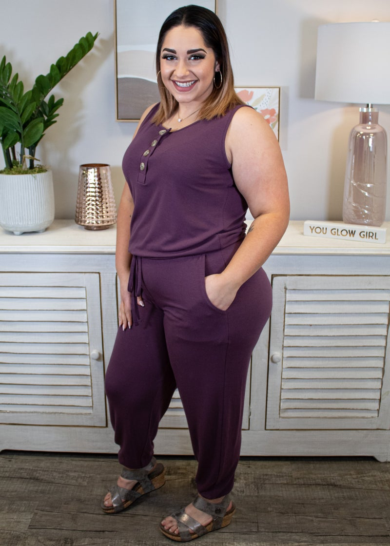 First Class Forever Jumpsuit
