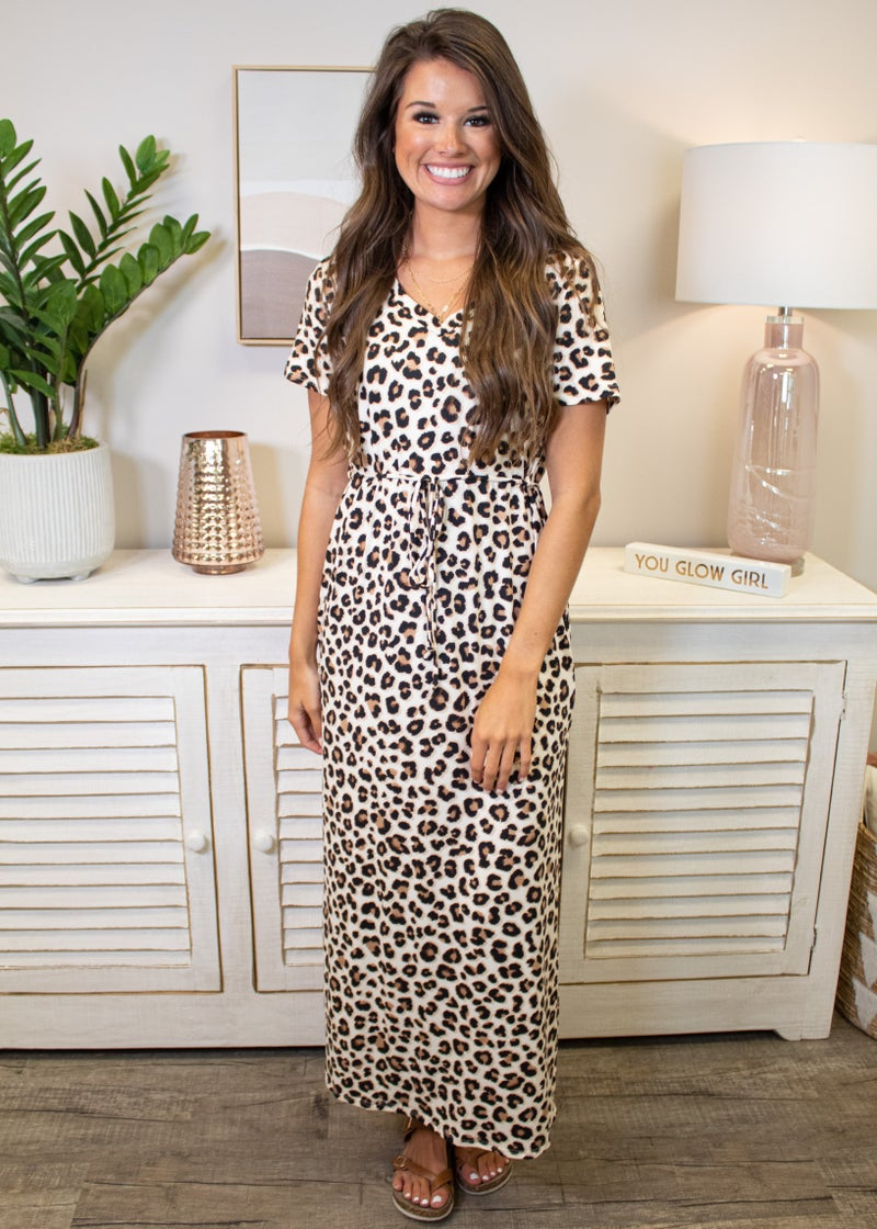 All The Time Maxi Dress