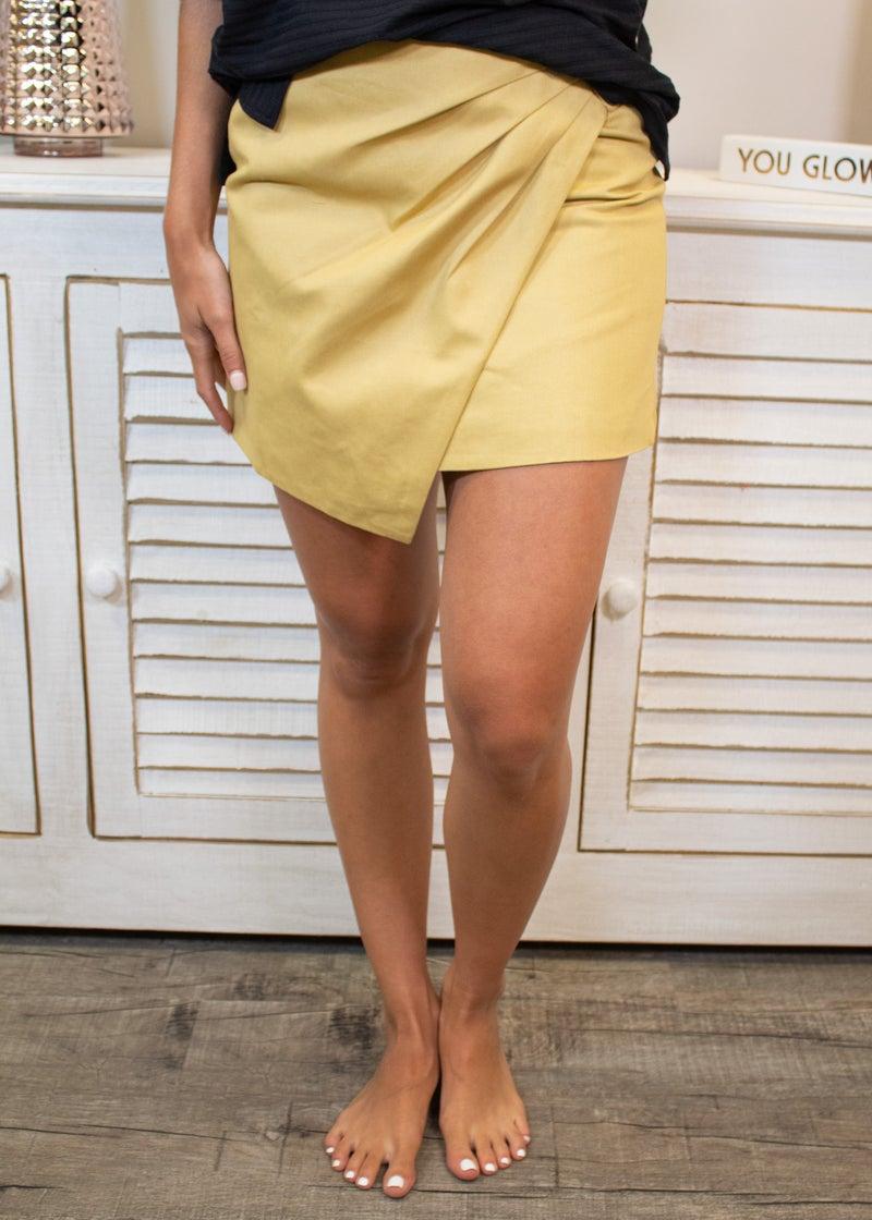 Noelle Mini Skirt