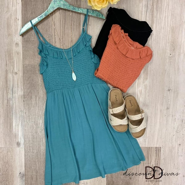 South Pasadena Mini Dress