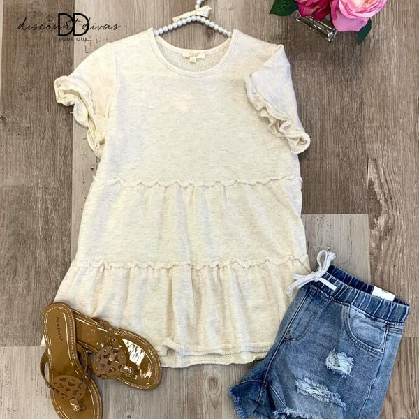 Continuous Love Top
