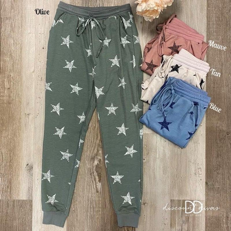 Stars Shine Joggers