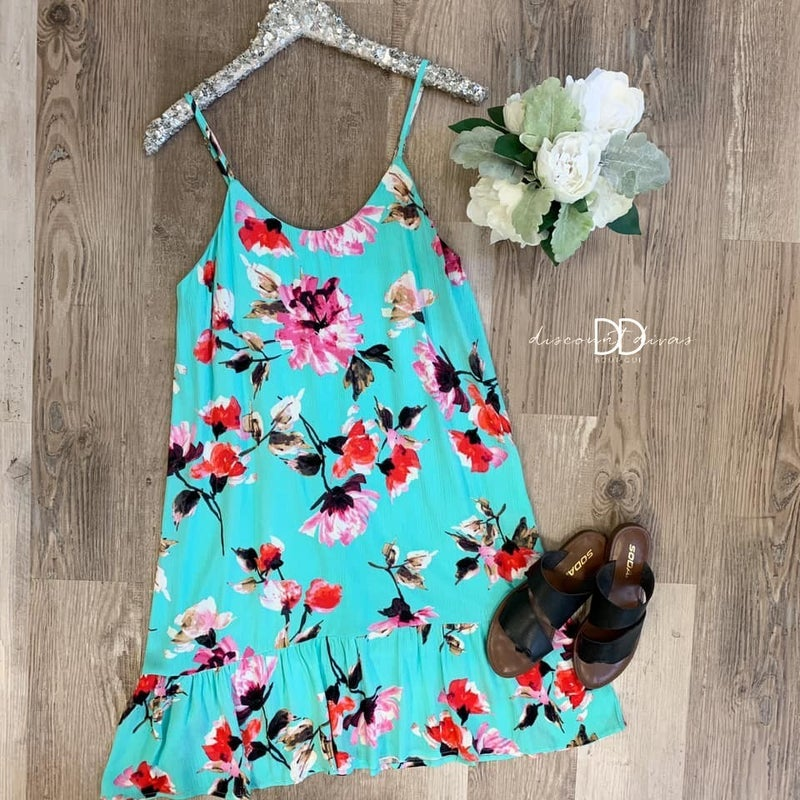 Happiness Is Here Dress
