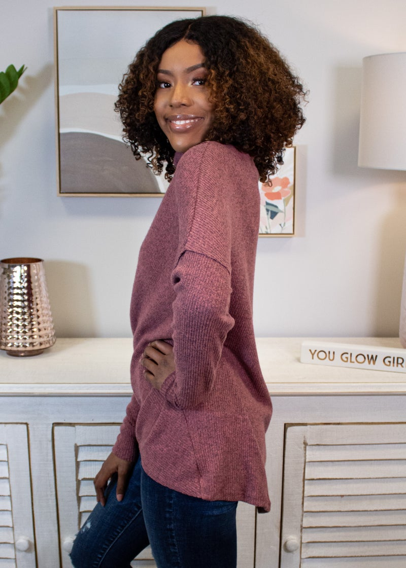 Cozy A La Mode Sweater