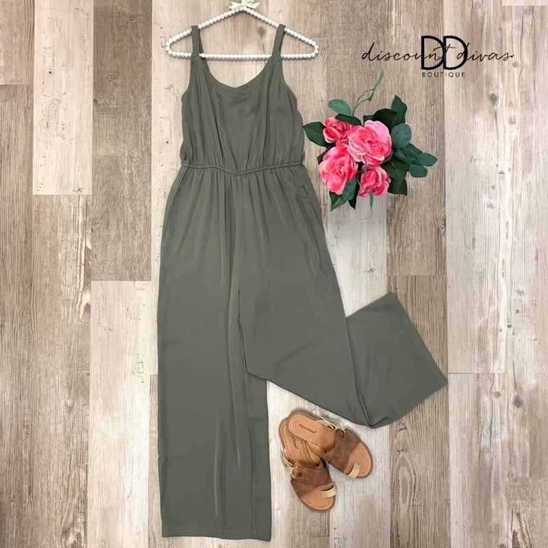 Every Moment Matters Jumpsuit