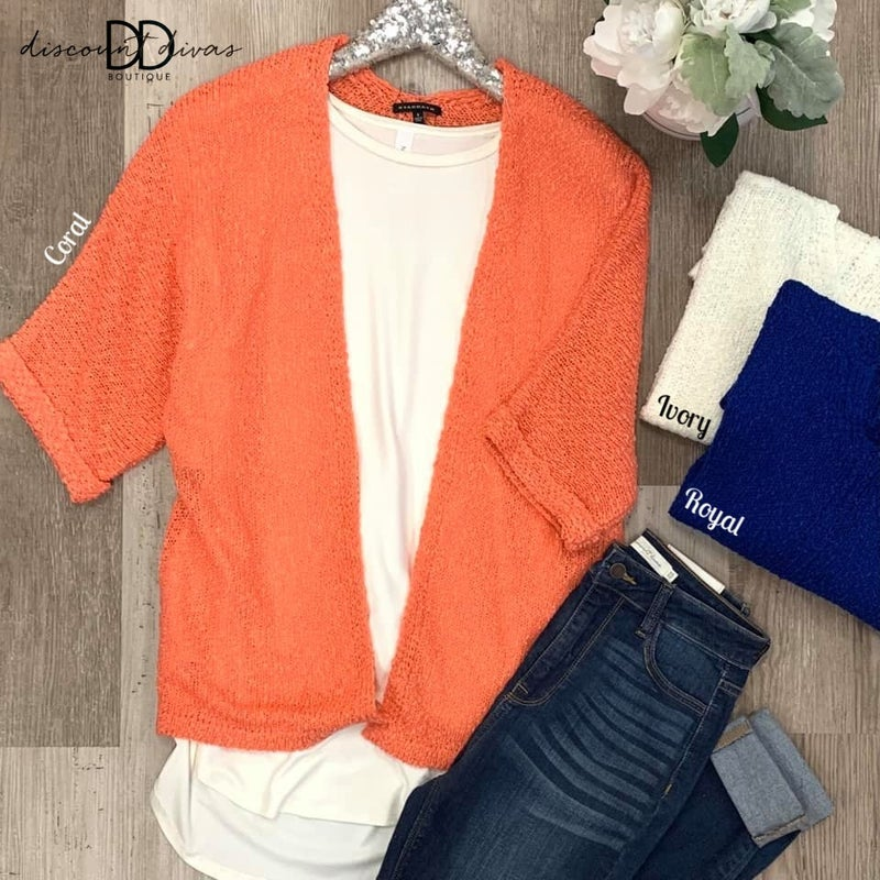 Everything In Its Right Place Cardigan