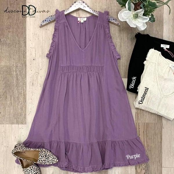 Dancing Daisies Dress