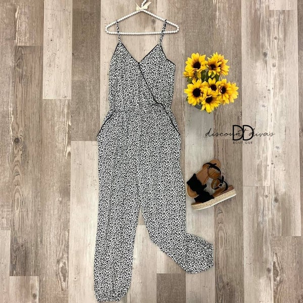 Warmer Weather Jumpsuit
