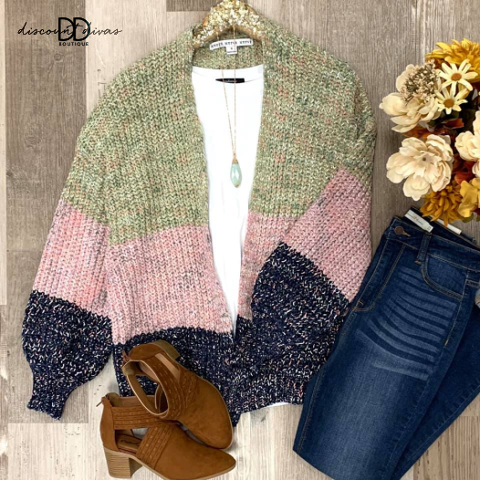 Here Comes The Sun Cardigan