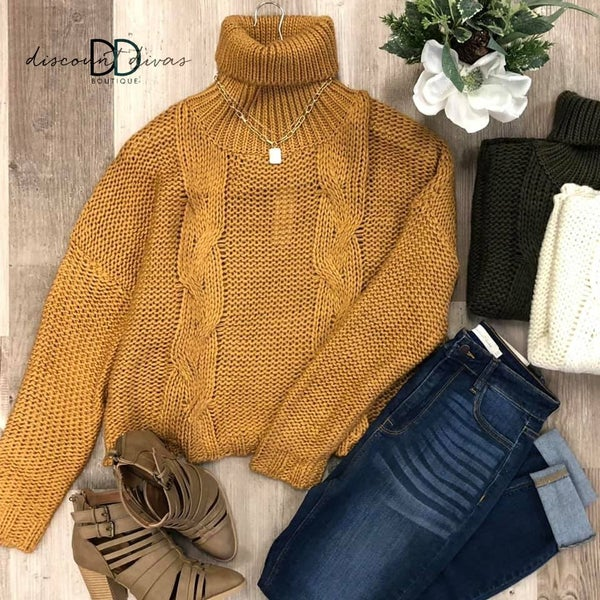 Miracles On Mainstreet Sweater