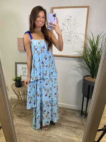 Blooming Love Dress *Final Sale*