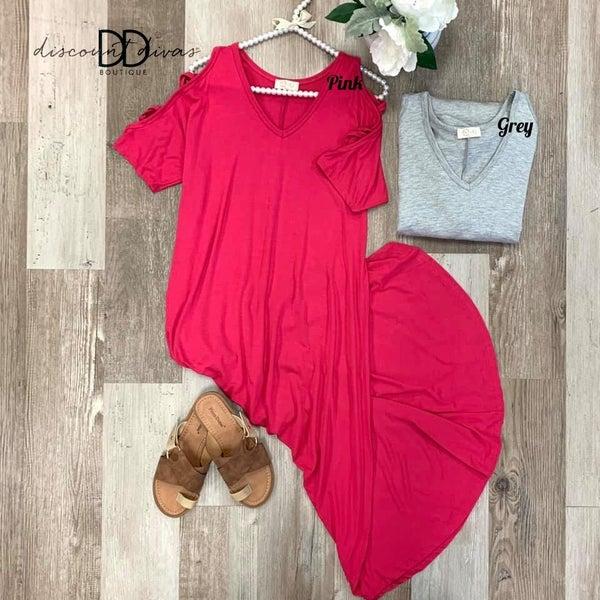 Cut Out Cutie Dress
