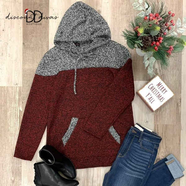 Cold December Sweater