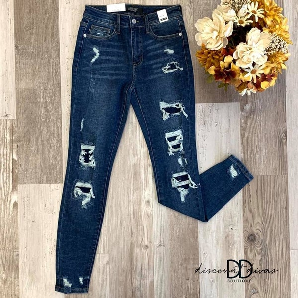 All About Tonight Skinny Jeans