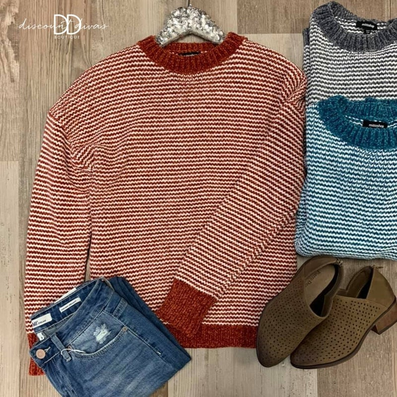 Meredith Sweater