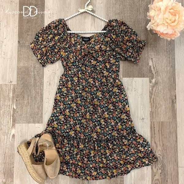 Floral Fantasies Dress