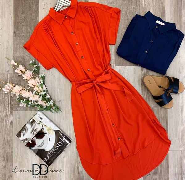 Wasting Time Dress