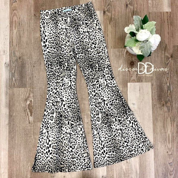 Theresa Animal Print Pants