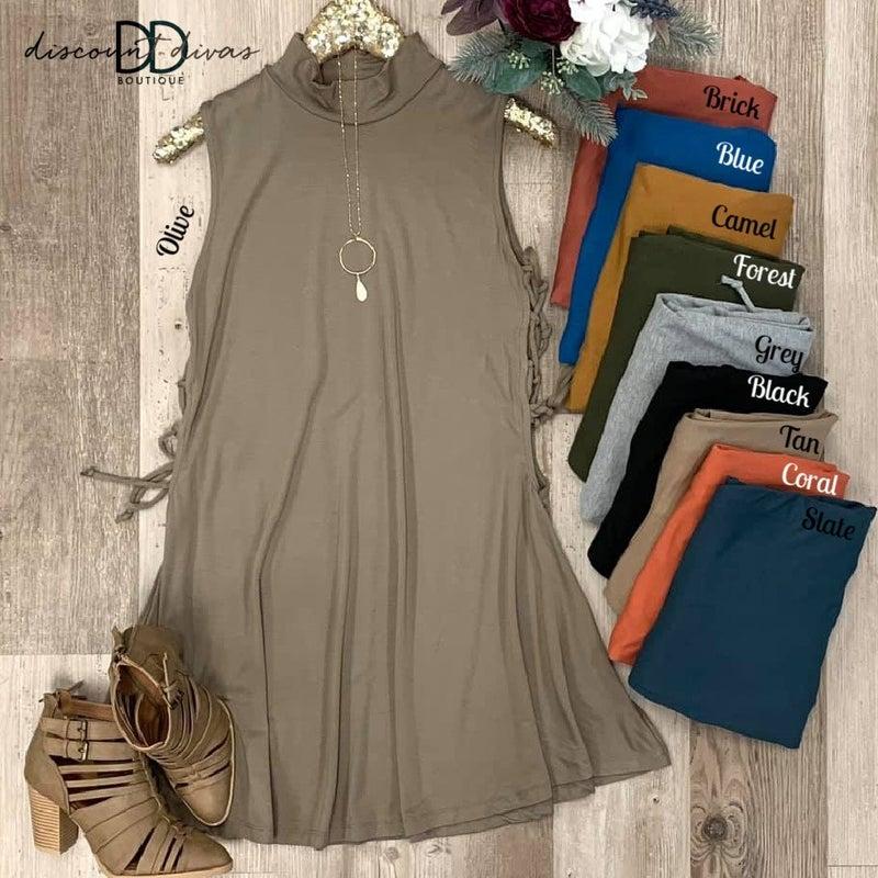 Think About It Dress *Final Sale*