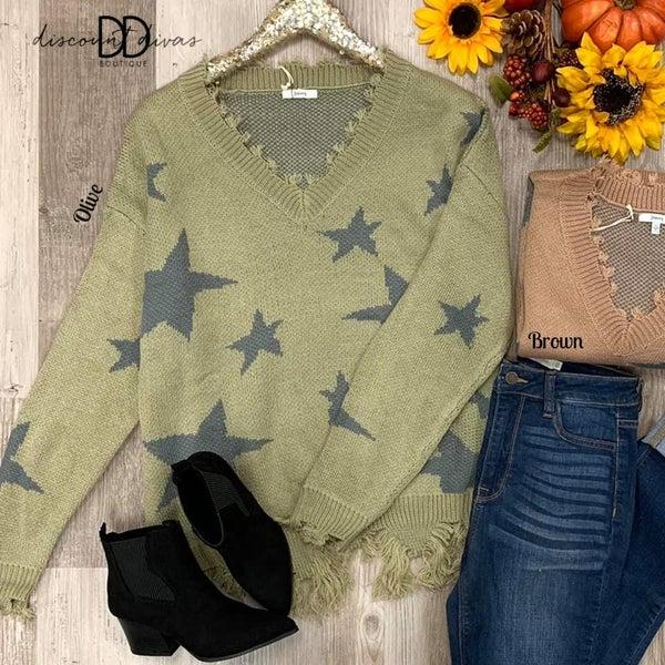 Starstruck Sweater