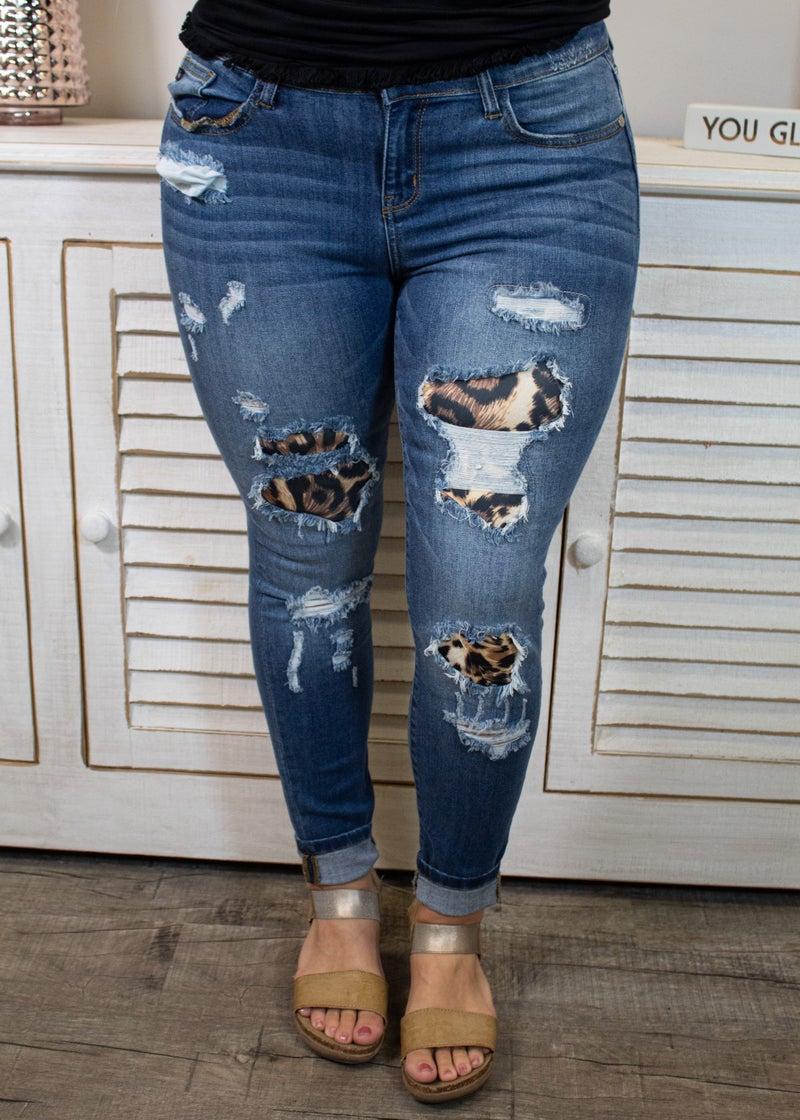 Wild Side Skinny Jean