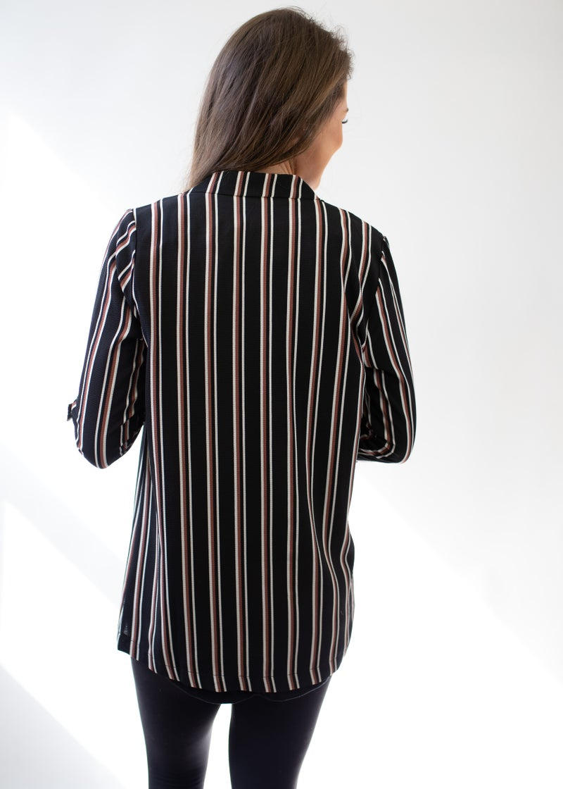 Open Front Fashion Cardigan