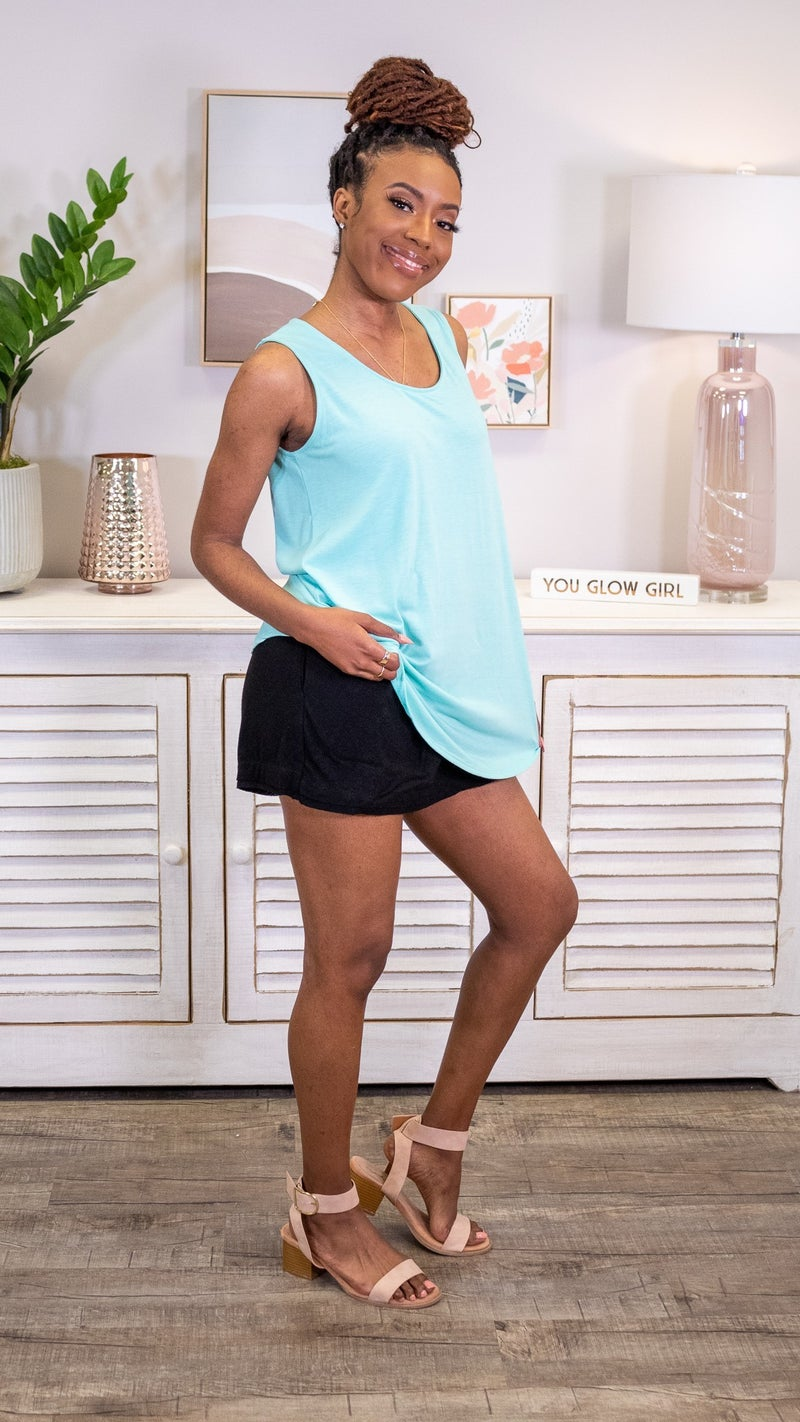 Stay True To You Sleeveless Top