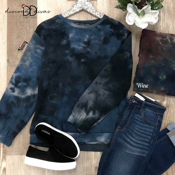 Dose Of Dreamy Tie Dye Top