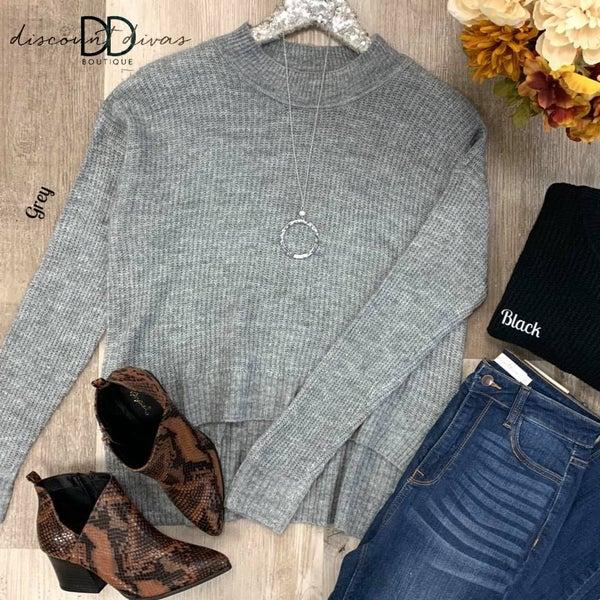 Being Subtle Sweater