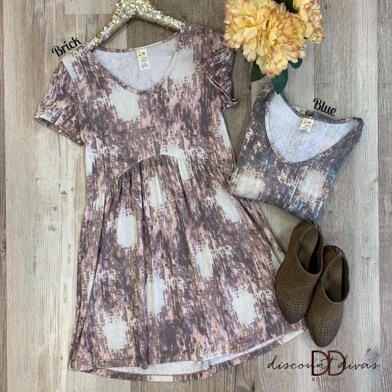 Bora Baby Doll Dress