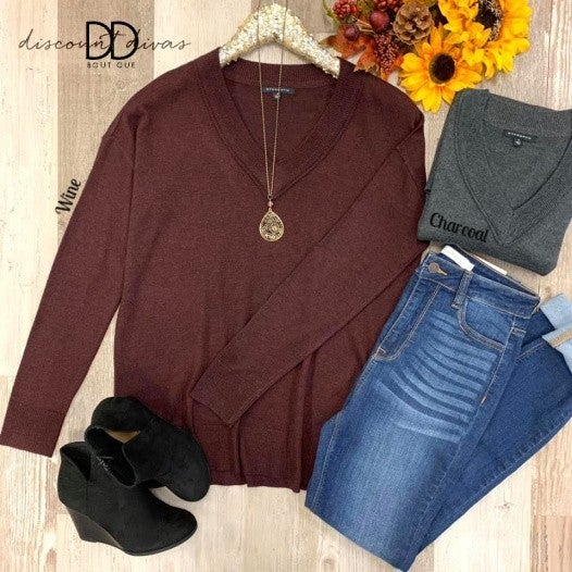 Talk of the Town Sweater