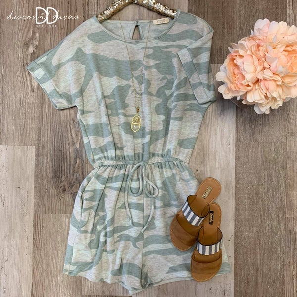 Time To Shine Romper