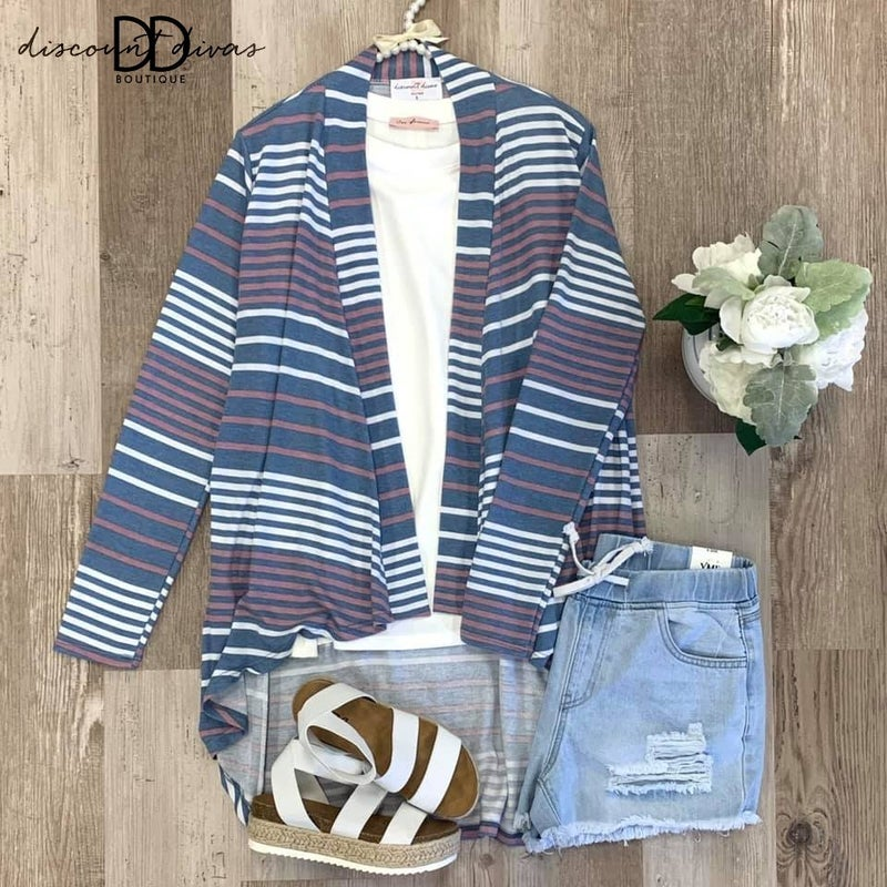 I Want To Know What Love Is Cardigan *Final Sale*