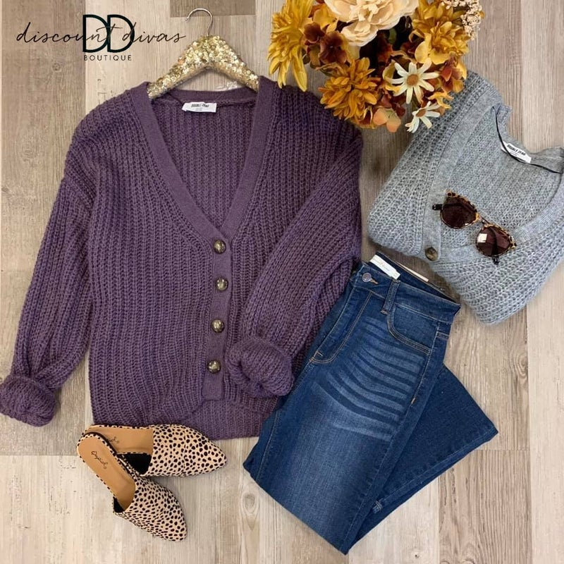 Perfectly Me Cardigan Sweater
