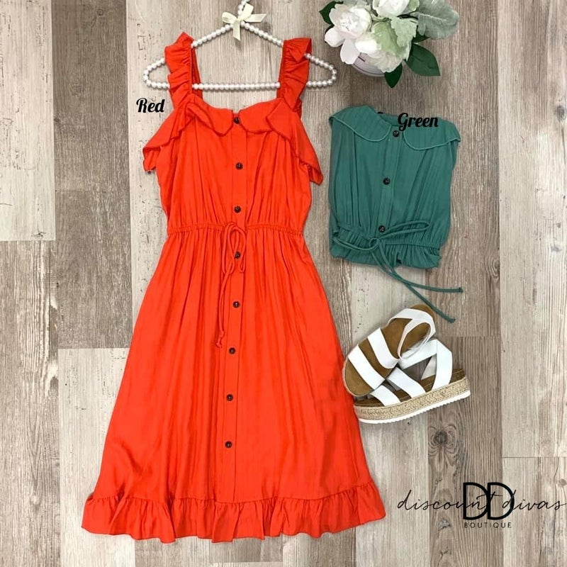 Honeymoon Avenue Dress