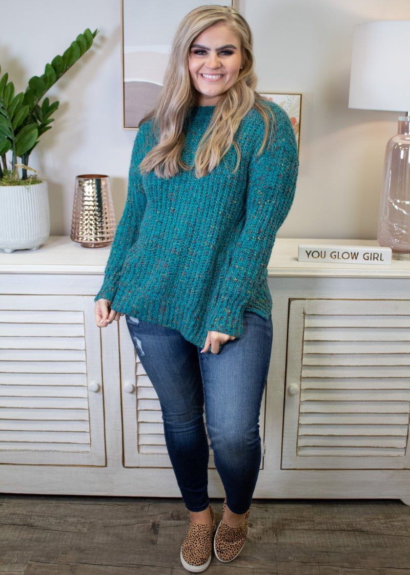 European Thrills Sweater