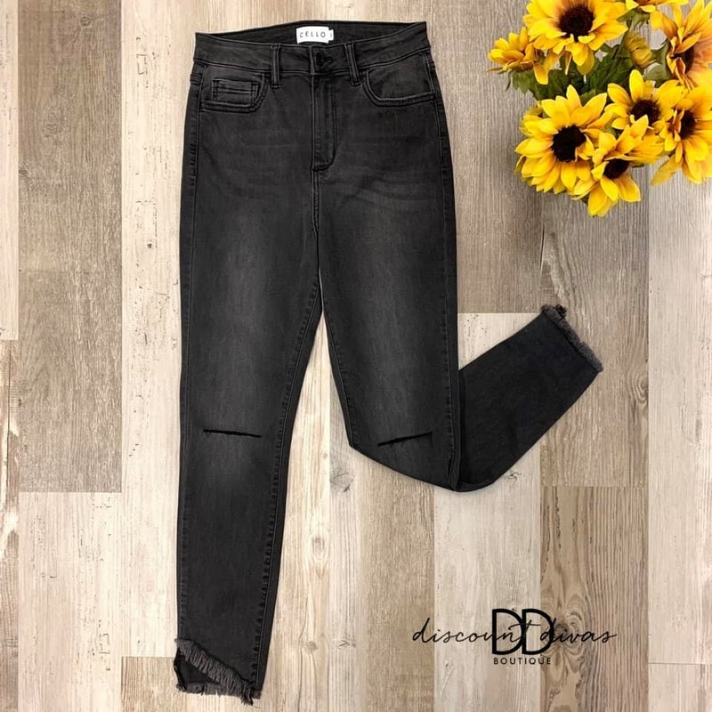 End Game Skinny Jeans