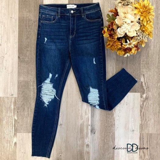 Perfect Choice Skinny Jeans