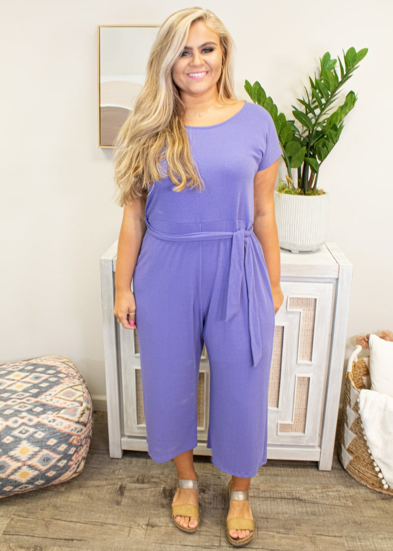 Take It From Me Jumpsuit *Final Sale*