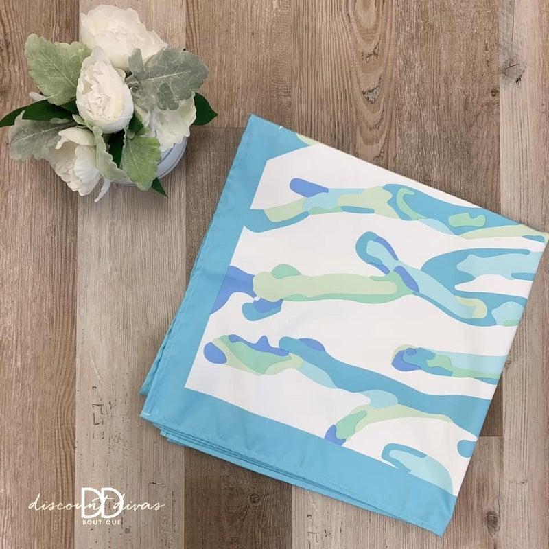 Coral Beach Towel