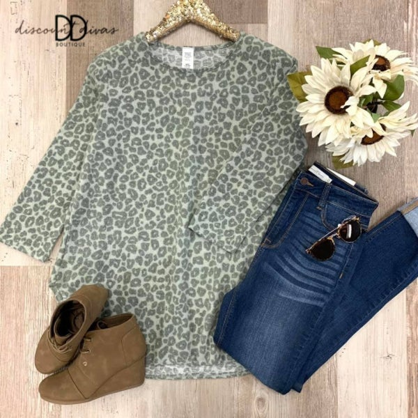Wild About You Top