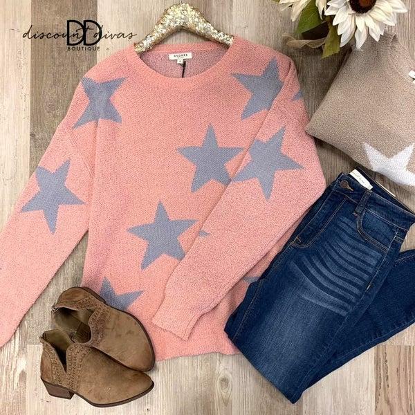 Shimmering Beauty Sweater