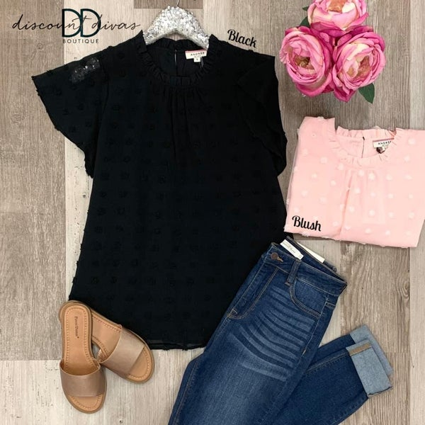 Darling Dutchess Top