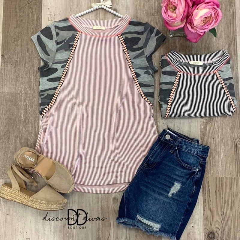 Pink Sand Dreams Top