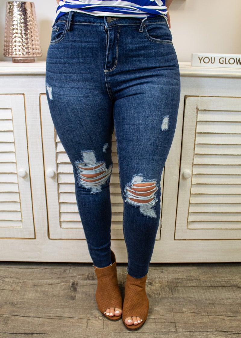 Perfect Choice Skinny Jeans *Final Sale*