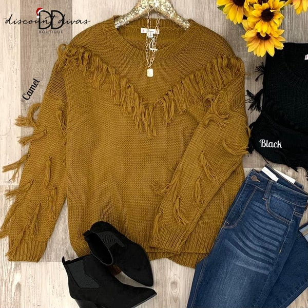 Style History Sweater