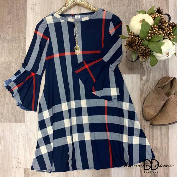 Believe Dress *Final Sale*