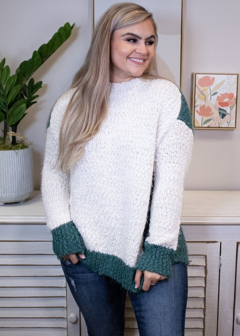 Fall Is In The Air Sweater
