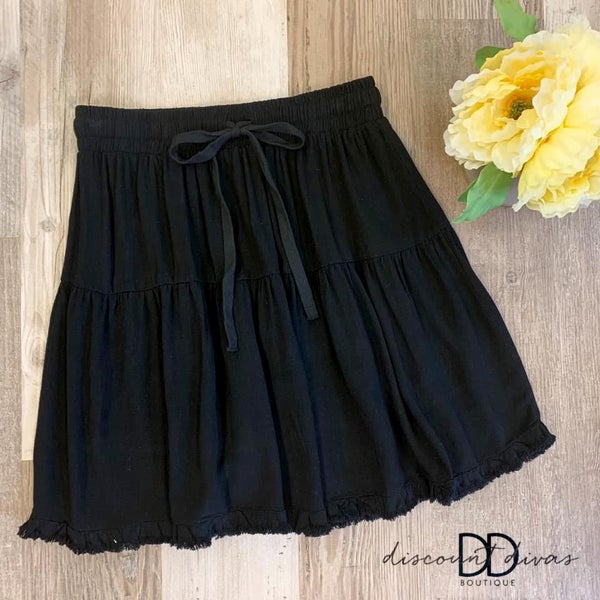Blowing Kisses Skirt